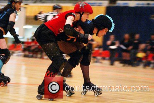 DC Rollergirls Spring Fling double header