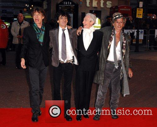 Mick Jagger, Charlie Watts, Keith Richards and Ronnie Wood 8