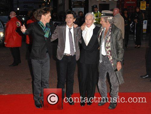 Mick Jagger, Charlie Watts, Keith Richards and Ronnie Wood 6