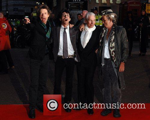 Mick Jagger, Charlie Watts, Keith Richards and Ronnie Wood 7