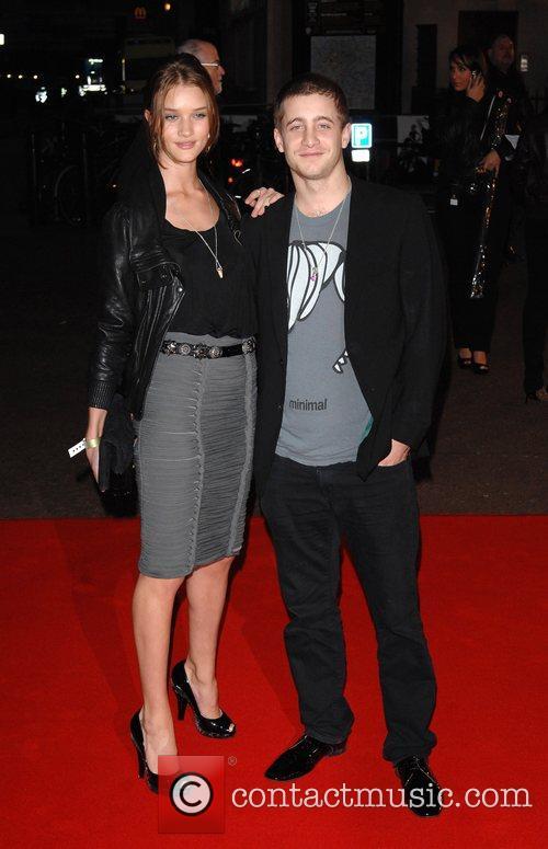 Natalia Vodianova and guest UK premiere of 'Shine...