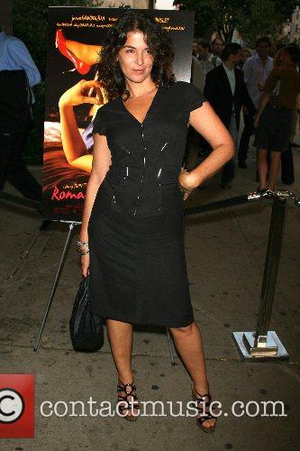 Annabella Sciorra New York Premiere of 'Romance &...