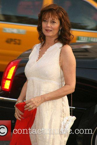 Susan Sarandon New York Premiere of 'Romance &...