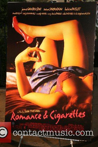 Poster, of Romance & cirgarettes New York Premiere...