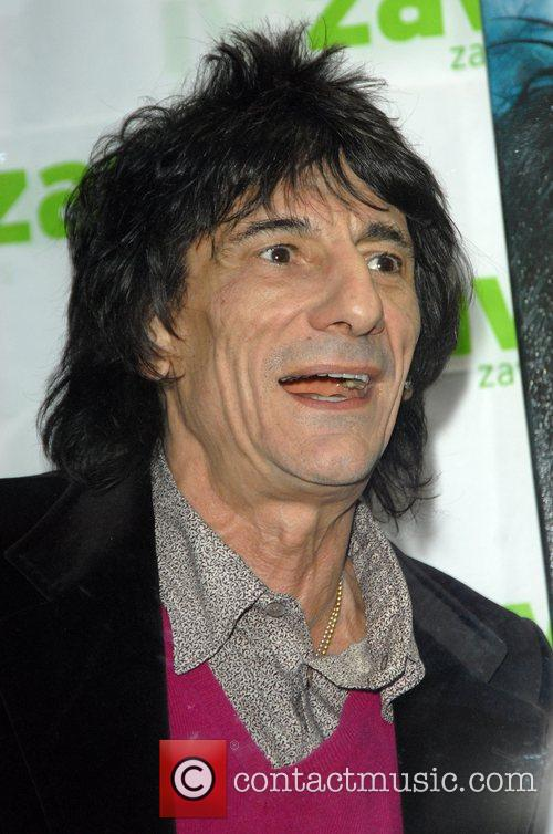 Ronnie Wood and Virgin 3