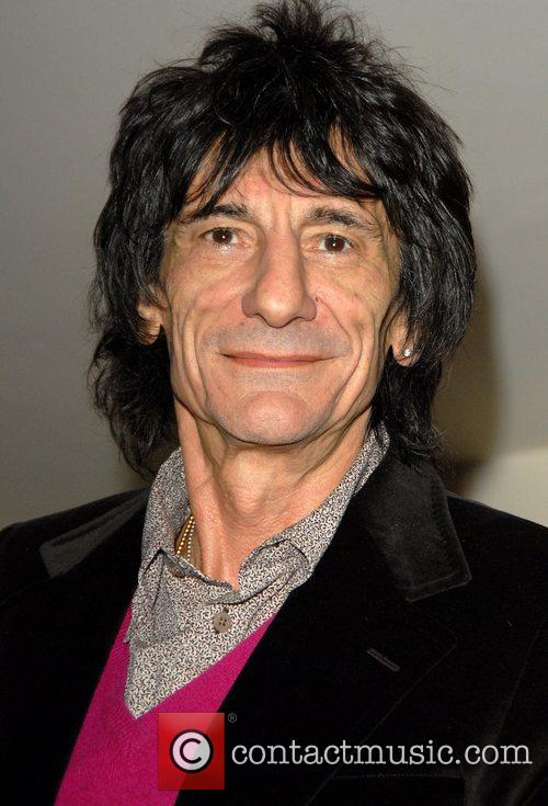 Ronnie Wood and Virgin 14
