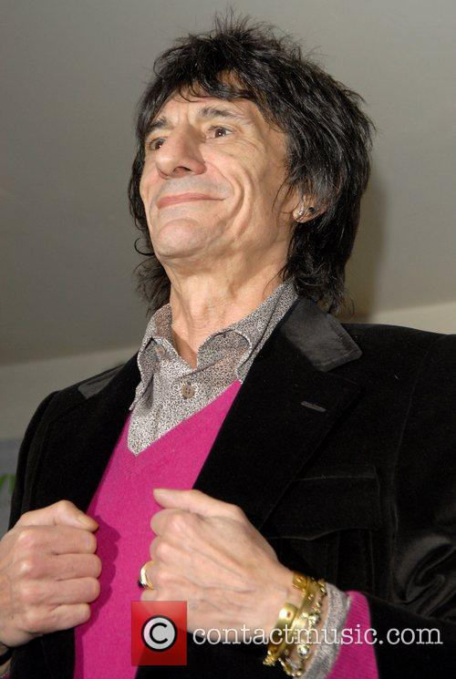 Ronnie Wood and Virgin 6