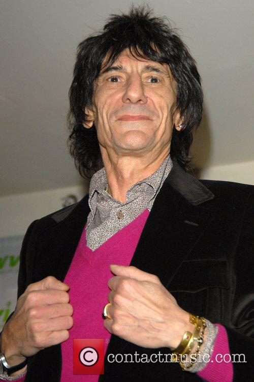 Ronnie Wood and Virgin 4