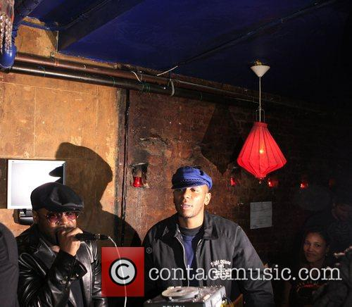 Akim the Funk Buddah at The Roots Album...