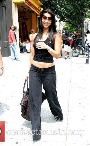 Latin Grammy Award-nominated singer, model and film/television actress...