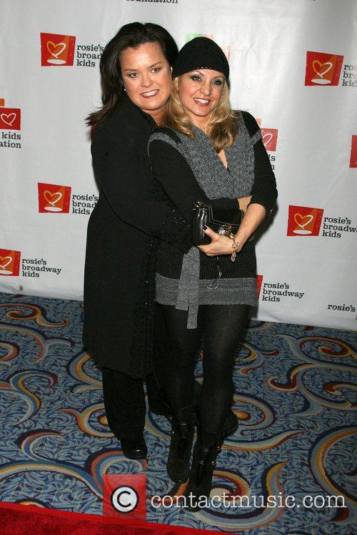 Rosie Odonnell and Orfeh 4