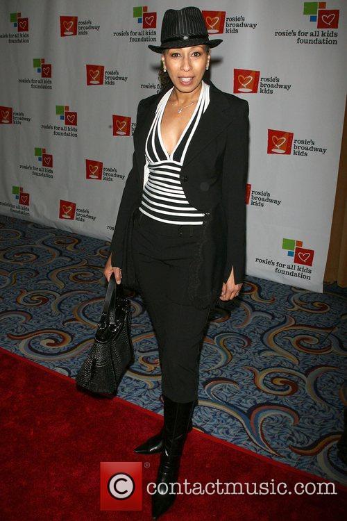 Tamara Tunie 10th Anniversary Gala of Rosie's For...