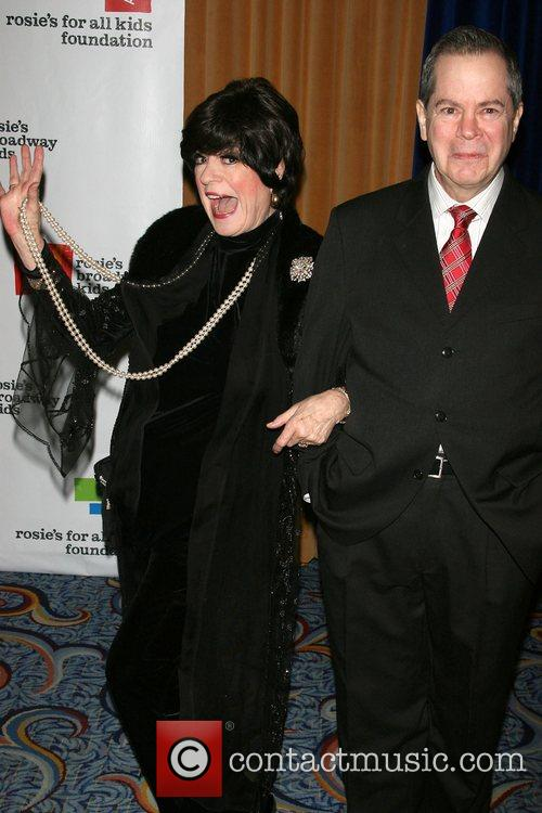 Joanne Worley and Peter Bartlett 10th Anniversary Gala...