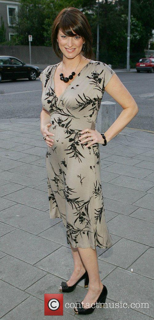 Sinead Carroll (formerly of girlband B*Witched) at the...