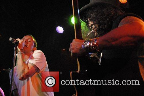 Chester Bennington, Camp Freddy and Slash 2