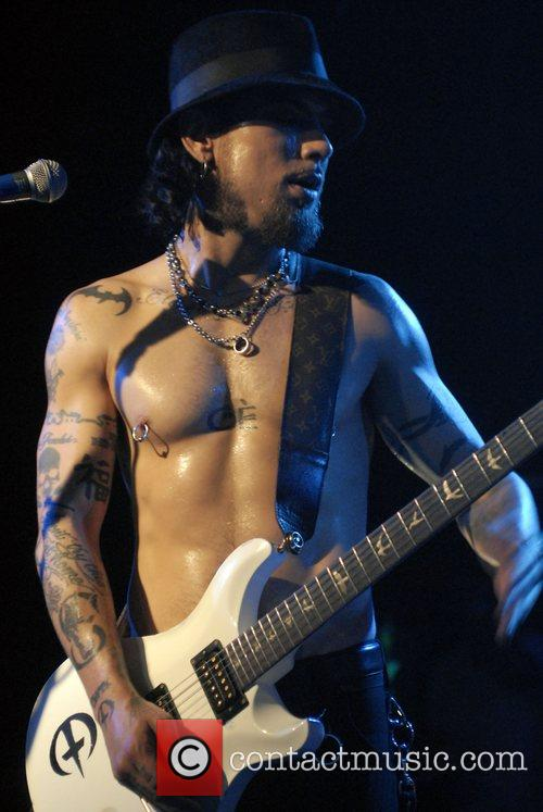 Dave Navarro and Camp Freddy 12