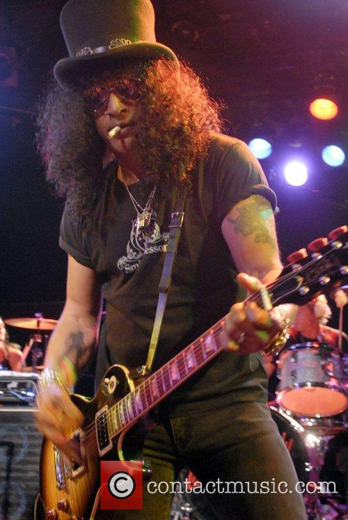 Slash and Camp Freddy 3