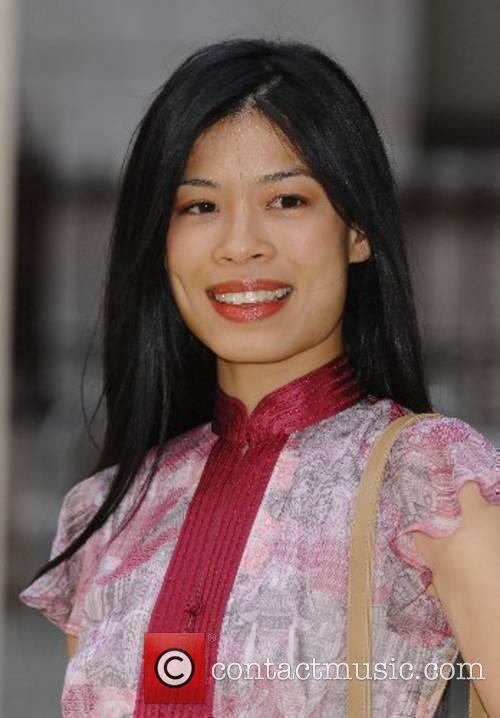 Vanessa Mae at Royal Academy Summer Exhibition Party,London,England