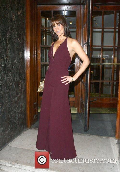 Andrea Mclean and Grosvenor House 8