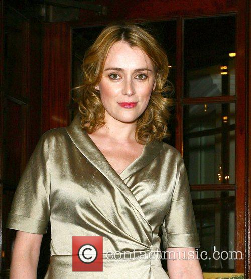 Keeley Hawes and Grosvenor House 4