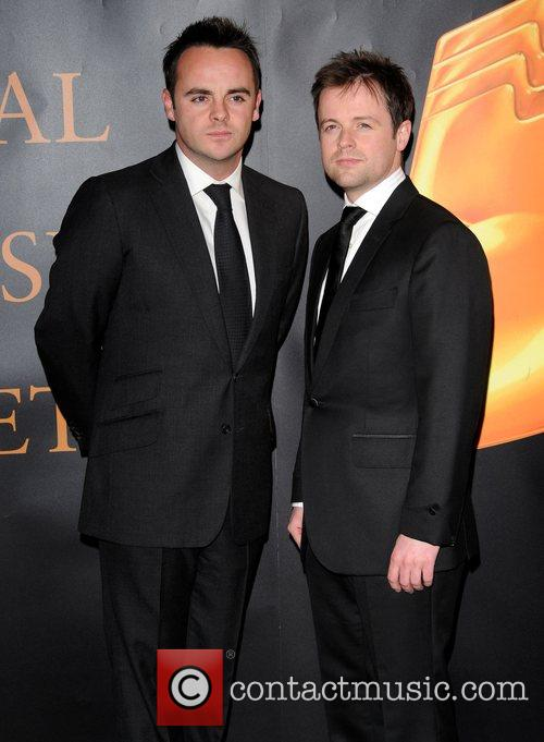 Anthony McPartlin and Declan Donnelly Royal Television Society...