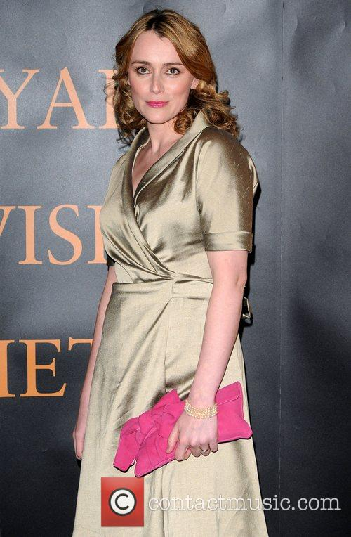 Keeley Hawes and Grosvenor House 2