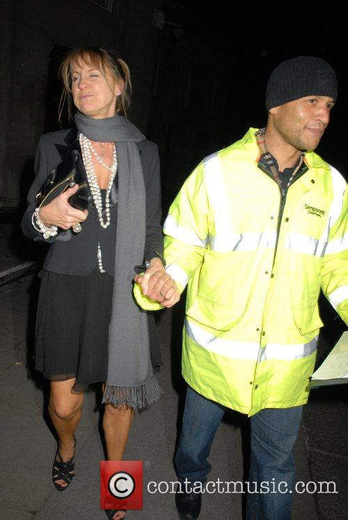 Carol Mcgiffin and Grosvenor House 2