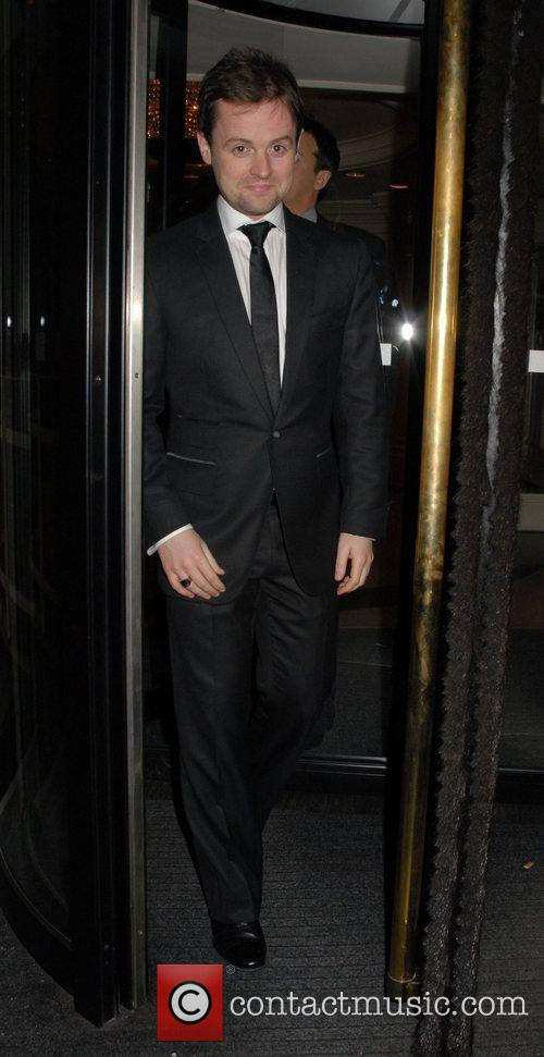 Declan Donnelly and Grosvenor House 4