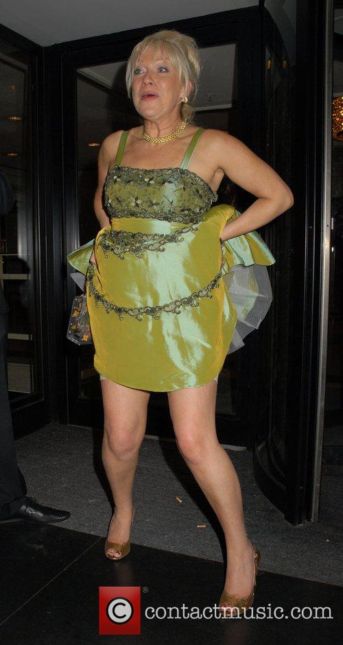 Denise Welch and Grosvenor House 7