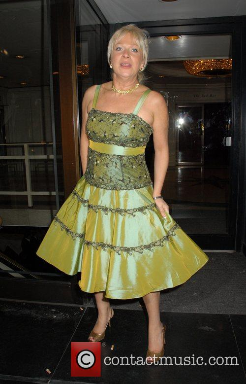 Denise Welch and Grosvenor House 11