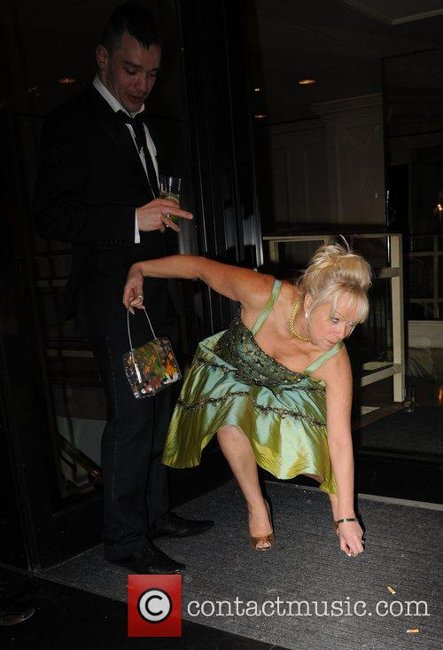 Denise Welch and Grosvenor House 6