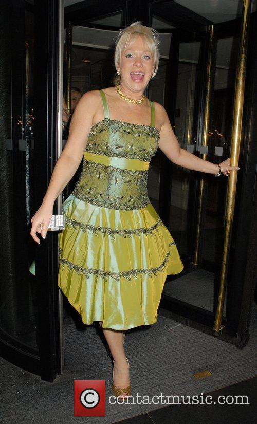 Denise Welch and Grosvenor House 3