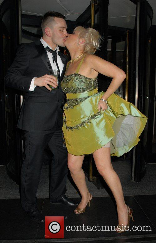 Denise Welch and Grosvenor House 9