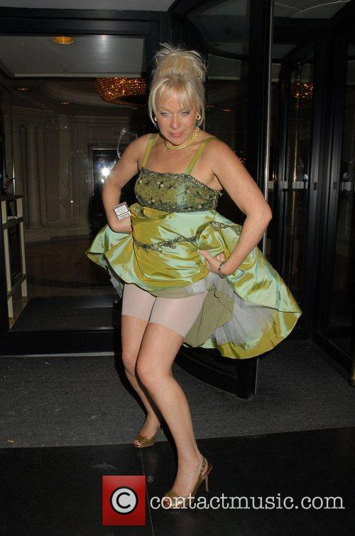 Denise Welch and Grosvenor House 2