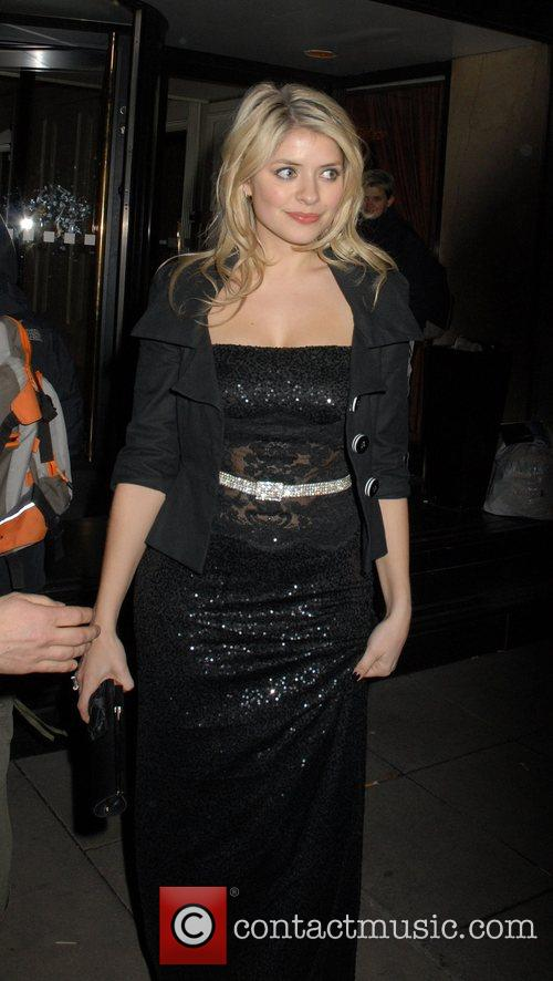 Holly Willoughby and Grosvenor House 1