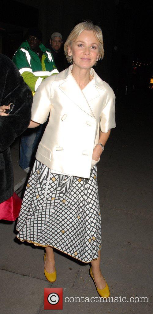 RTS Programme Awards 2007 at Grosvenor House -...