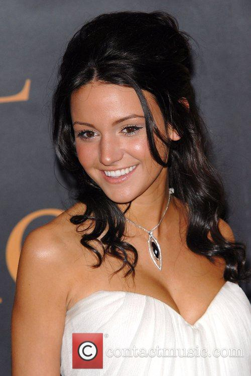 Michelle Keegan and Grosvenor House 5