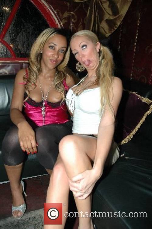 Vanessa Layton-Mcintosh and Aislynne Horgan Wallace of Big...