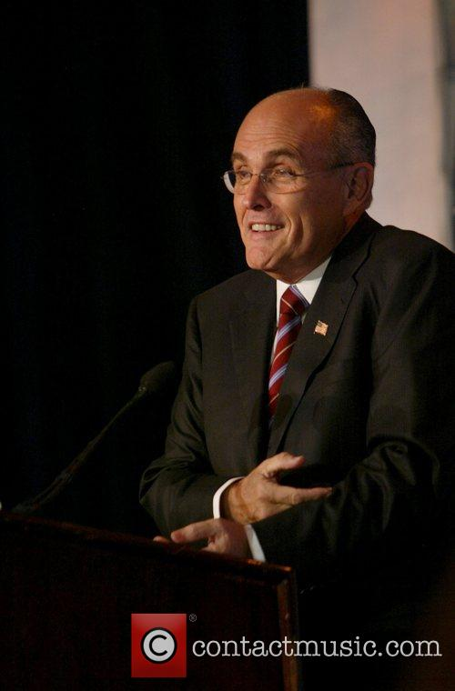 Presidential Candidate Rudy Giuliani Republican Jewish Coalition Presidential...