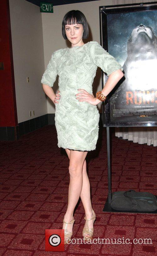 Jena Malone Special screening of 'The Ruins' at...