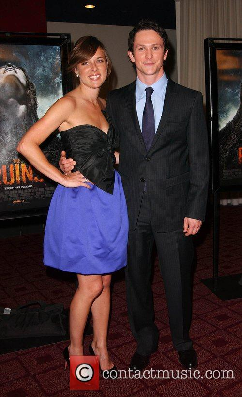 Libby Bercher and Jonathan Tucker Special screening of...