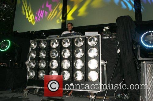 DJ Paul Van Dyk plays a set on...