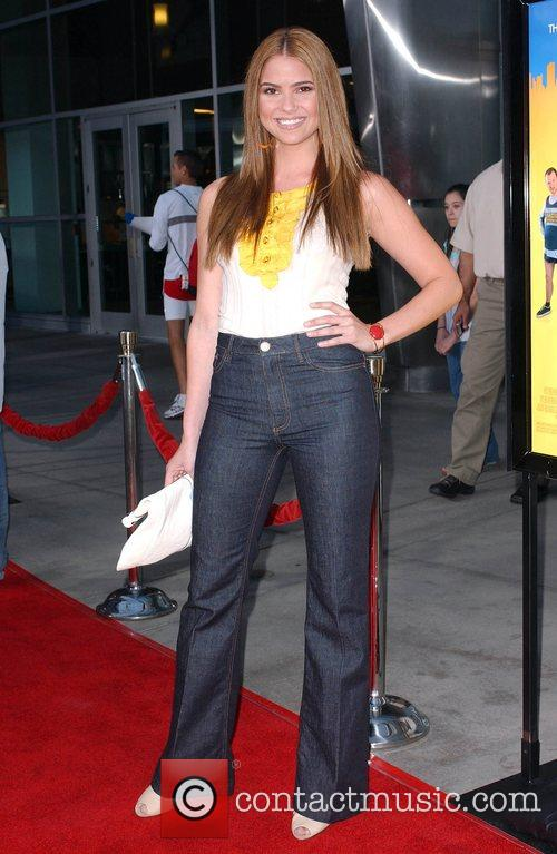 Los Angeles Premiere of 'Run Fatboy Run' held...