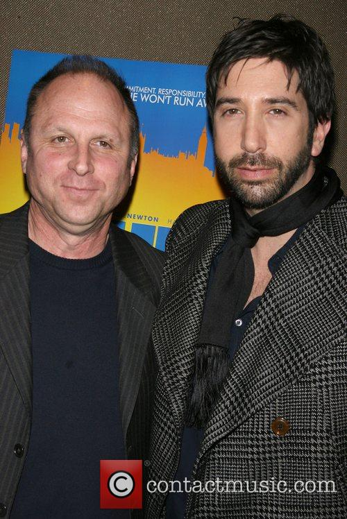 Bob Berney, David Schwimmer, President of Picturehouse and...