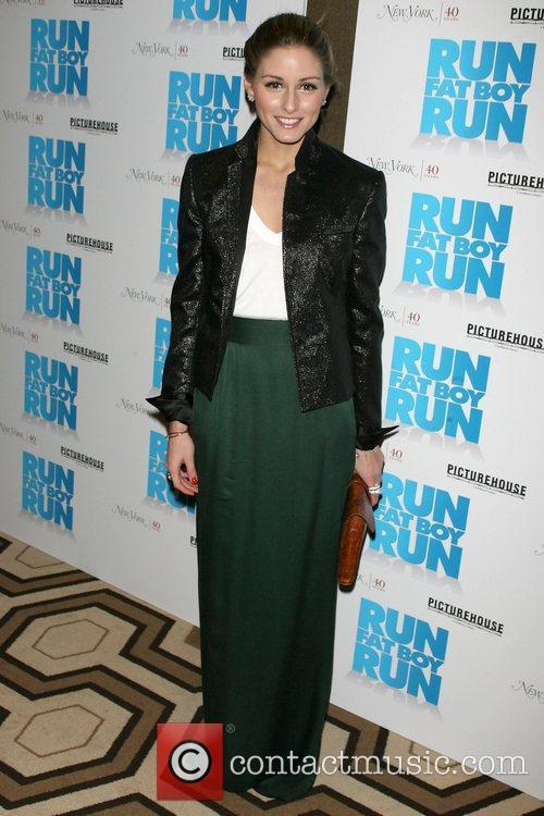 Olivia Pelermo Screening of 'Run Fatboy Run' -...