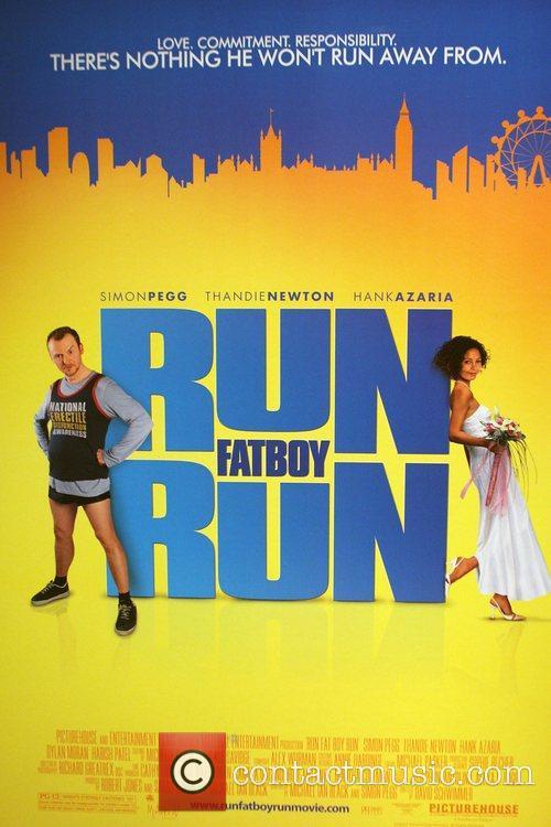 Screening of 'Run Fatboy Run' - Arrivals New...