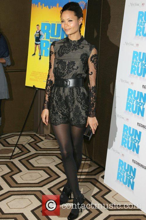 Thandie Newton Screening of 'Run Fatboy Run' -...