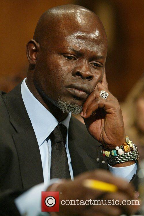 Djimon Hounsou Senate Judiciary Committee Hearing on Runaway...