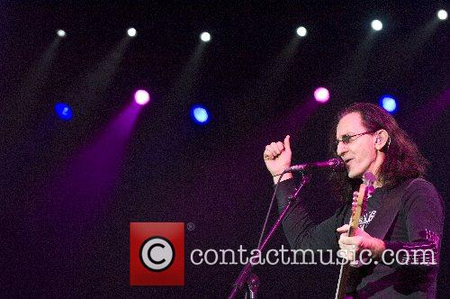 Geddy Lee  Rush live at the SECC...