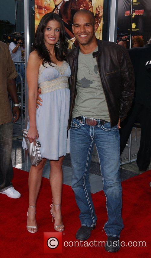 Dayanara Torres and Amaury Nolasco
